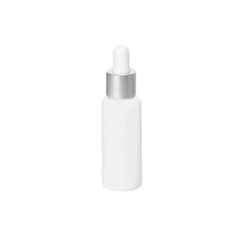 Flacon Opaque Blanc 10 ml ( lot de 50 )