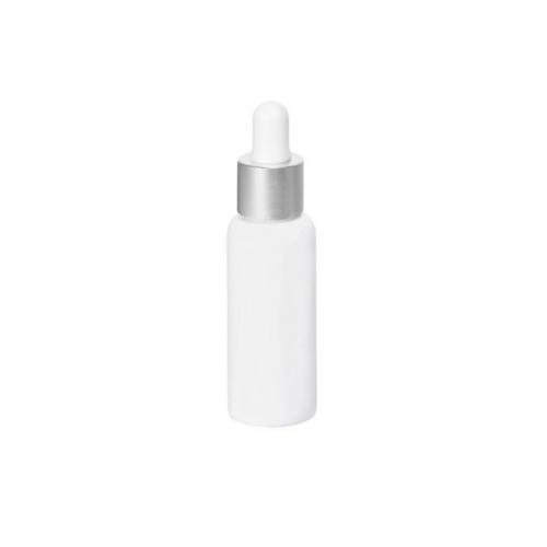 Flacon Opaque Blanc 10 ml ( lot de 100 )