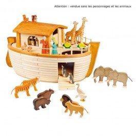 Arche de Noé géante en bois