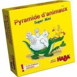 Super mini pyramide d'animaux