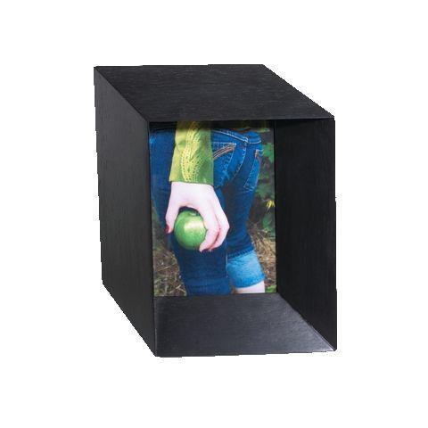Cadre photo Perspex en bois labellisé - Umbra