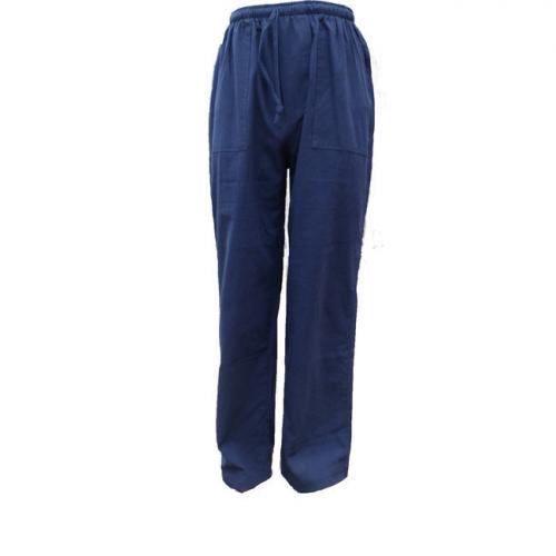 Pantalon de Massage Thaï ... unique ( Bleu )