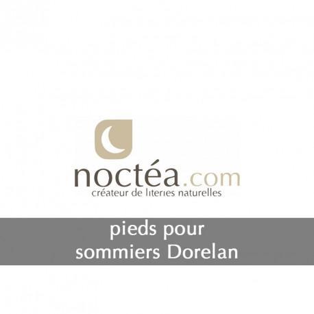 Pieds pour sommiers Dorelan