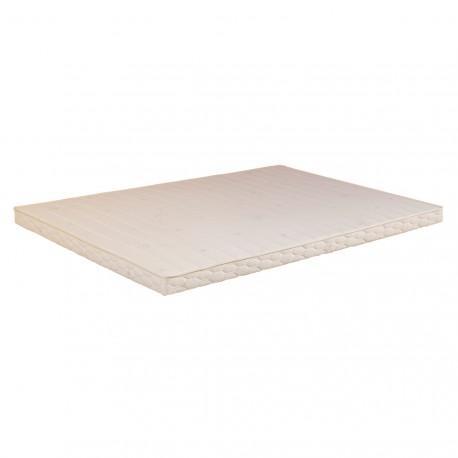 Sommier à lattes Eva Dimensions 140x190 Épaisseur sommier Extra-plat - 8 cm Version Vegan