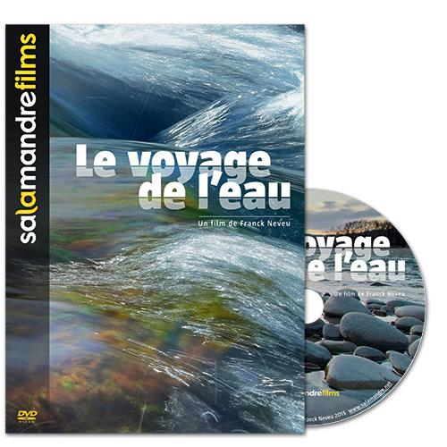 DVD Le voyage de l'eau