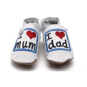 I love mum - dad