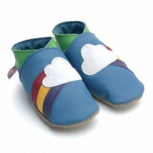 Rainbow blue