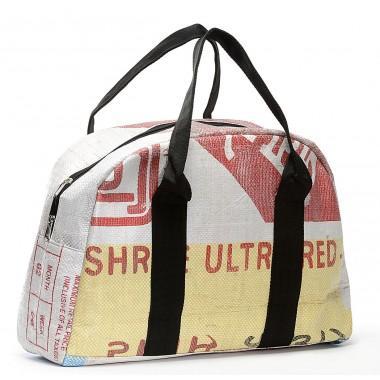 Camille sac en sac de ciment recyclé