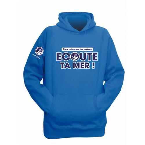 Sweat Homme Ecoute Ta Mer