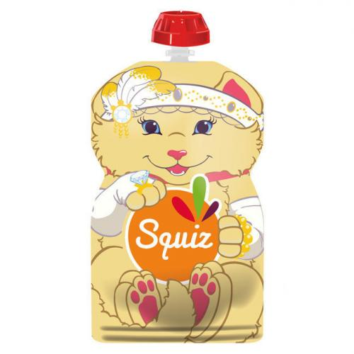 SQUIZ Gourde x 1 Minette 130ml