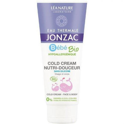 JONZAC Cold Cream bébé bio