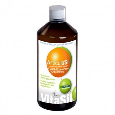 Articulasil + MSM-Glucosamine-Chondroïtine