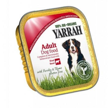 Bouchée de boeuf 150 g pour chien