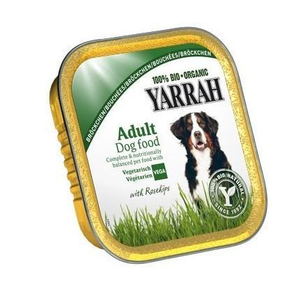 Bouchée végétarienne 150 g pour chien