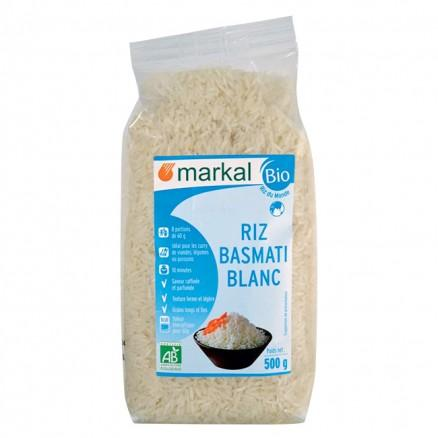 Riz Basmati blanc
