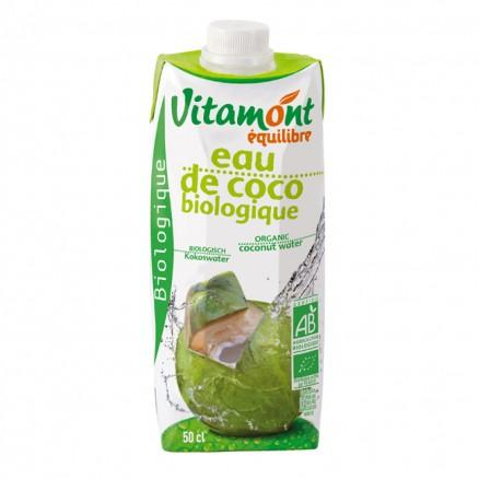 Tetra Pak Eau de Coco Bio 500 ml
