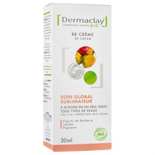 BB Crème bio - Soin sublimateur peau parfaite 30ml