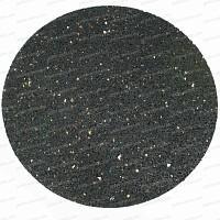 Dalle ronde caoutchouc recyclé noir