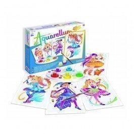Aquarellum Junior - Magical Girls