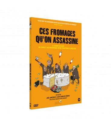 Ces fromages qu'on assassine (DVD)