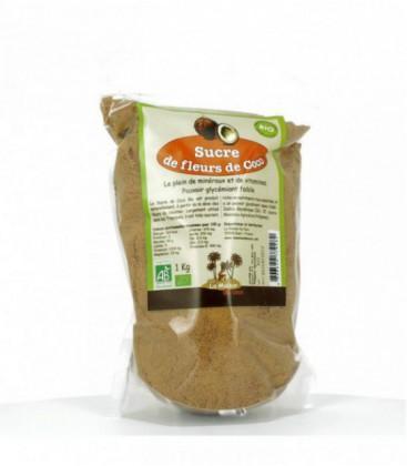 Sucre de fleurs de Coco bio - 1 kg