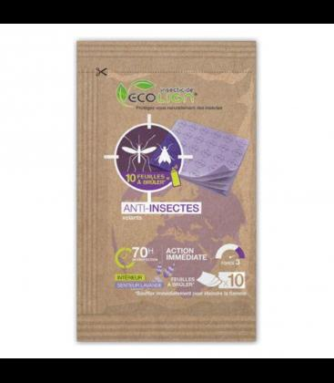 Cahier insecticide - Anti-Insectes volants