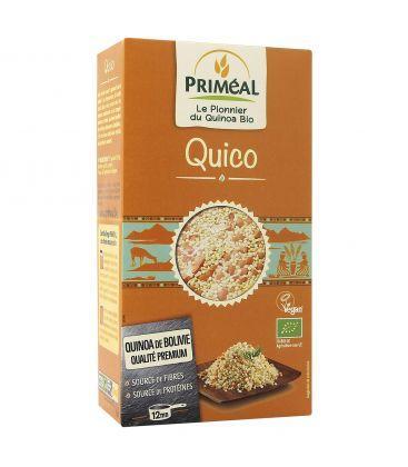 Quico : quinoa - lentilles bio et équitable