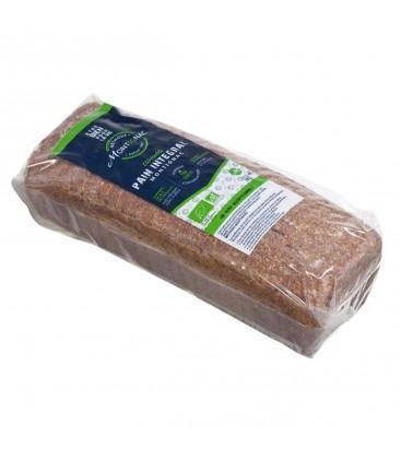 Véritable pain intégral bio, 1 kg
