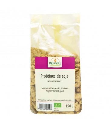 Protéines de Soja texturées bio - vegan