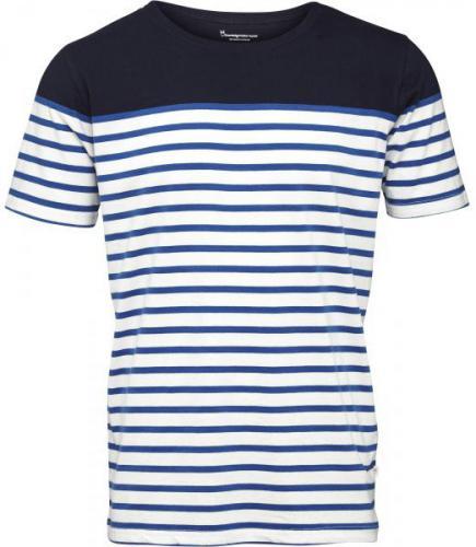 T-Shirt Yarndyed Striped Turkish See