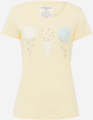 Mari Ice Cream Pale Yellow