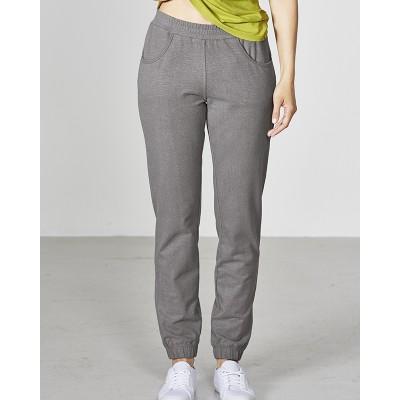 Pantalon de jogging femme chanvre coton bio