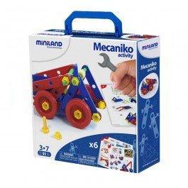 Jeu de construction Mecaniko 74 pcs