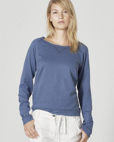 T-shirt raglan manches longues pour femme