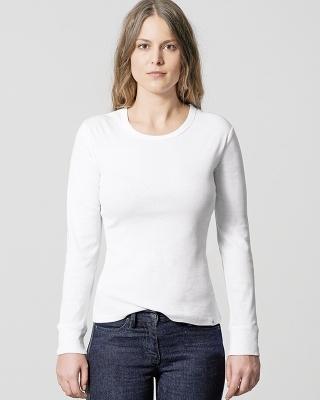 T-shirt manches longues en coton bio et chanvre