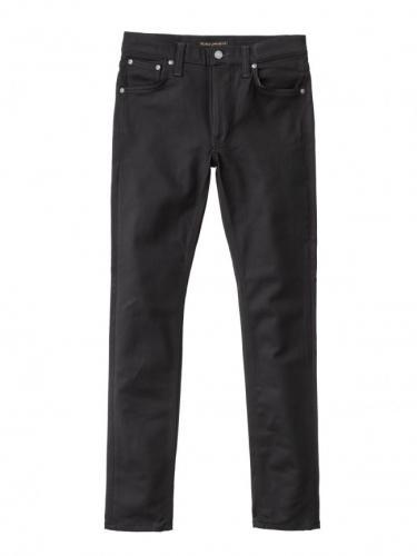 Lean dean - Dry Ever Black - Nudie Jeans