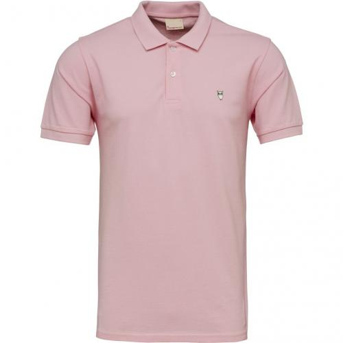Pique Polo Orchid Pink