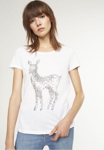 Mari Twinkle Deer White
