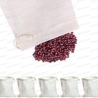 Sacs réutilisable tissu bio céréales et légumineuses lot de 5