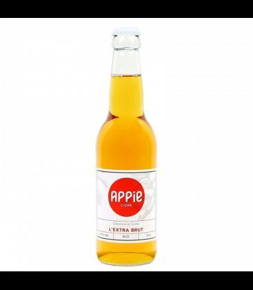 Cidre extra-brut bio - DERNIERS STOCKS
