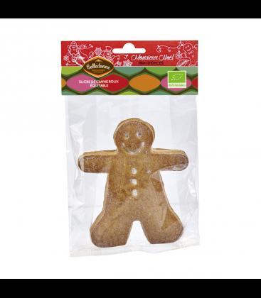 Monsieur Noël en pain d'épices bio