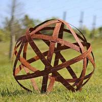 Boule à arceaux en métal Diam. 50cm