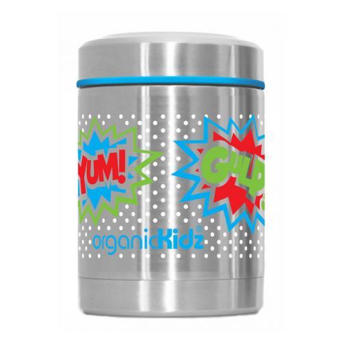 Organic Kidz Boite isotherme inox