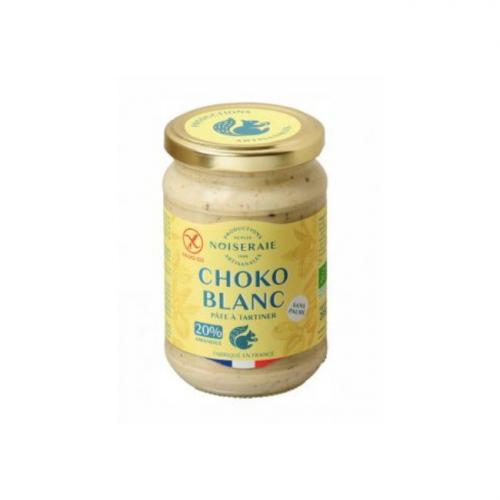 Pâte à tartiner Choko Blanc 285g