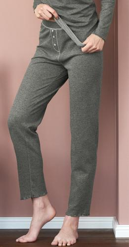 Pantalon pyjama coton bio
