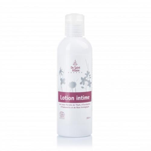 Lotion intime