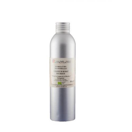 Hydrolat de géranium rosat cv Bourbon 200 ml