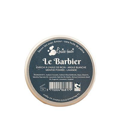 Savon bio artisanal Le Barbier
