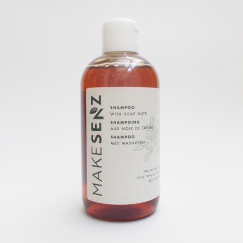 Shampoing sensitive à base de noix de lavage bio 250ml