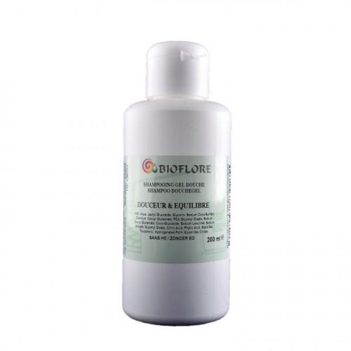 Shampooing gel-douche Neutre - 200 ml